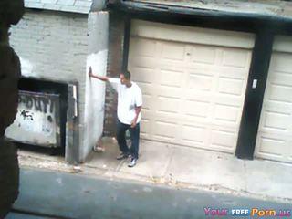 Baise une prostituée en an alley
