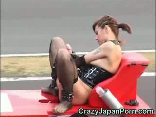 Smieklīgas japānieši sekss race!