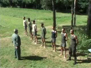 Hazed vojska undress