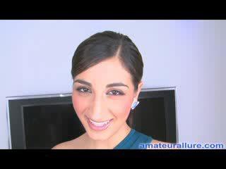 Amateur arab pop gets eerste kwak facial