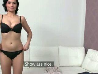 Exotisch sylva enjoys erste porno tryout