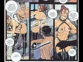 Bdsm sexe adulte érotique comics