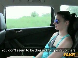 Sexy mieze muschi gefickt mit ein driver