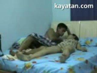 Malay seksi kimainen tyttö