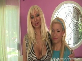 See The Hungarian Mommy And Daughter F...