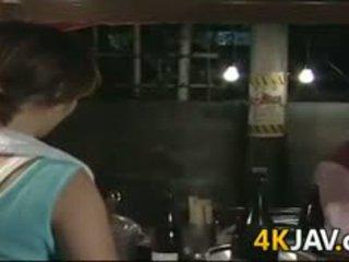 Matang warga jepun gadis getting fucked