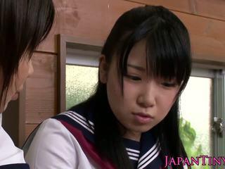 japanilainen, threesomes, aasialainen