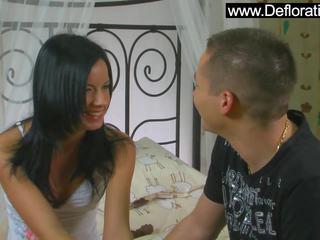 Small Titted Natasha Pushkina Enjoying Big Cock: HD Porn 86