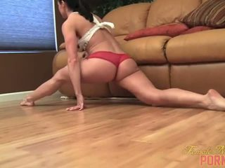 Kendra lust muscle a foder