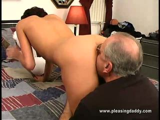 hardcore sex, blowjob, old young sex