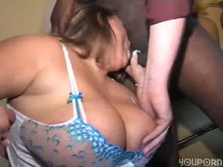 bbw, interracial, gangbang