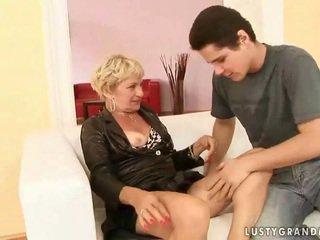 mormor, granny, hd porn