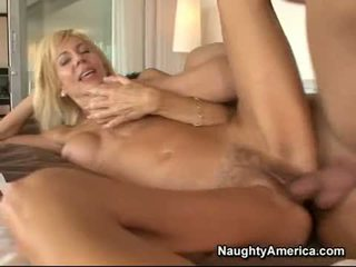 Hot Breasty Milf Erica Lauren Slams Her Tight Sweet Snatch On A Thick Hard Cock
