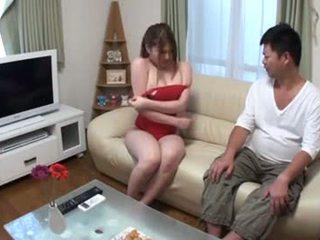 Japońskie cycate dziewczyna cycuszki sucked