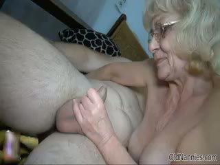 баба, зрял, блондинка