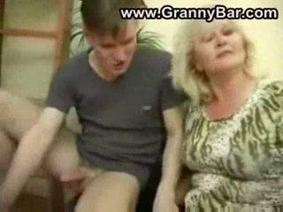 pussyfucking, granny, avsugning