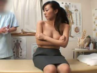Spycam thời trang mô hình climax massage