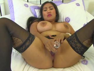Aziatisch rijpere mam amy latina met perfect lichaam: gratis porno 2f