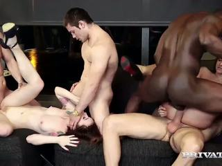 cumshots, grup seks, anal