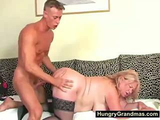 bbw, bunicuță, grăsime
