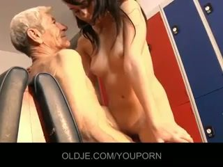 sucking, blowjob, youngold
