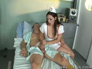 Horny Nurses in Hospital Hardcore Action