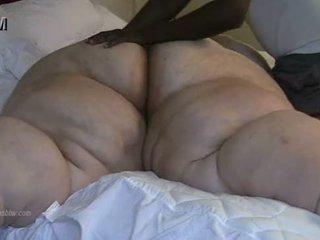 Giant ssbbw ass worship