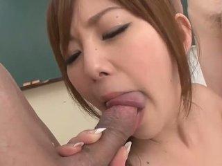 सेक्सी एशियन gal gets dped