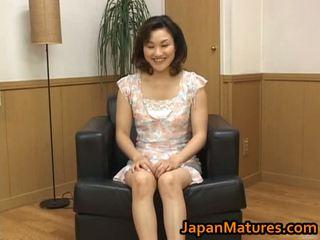 Follando madura asiática mujer