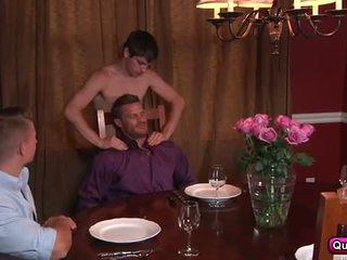 लड़का, समलैंगिक, मांसपेशी