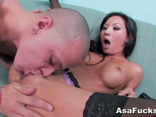 Asa akira gets sie muschi pounded schwer