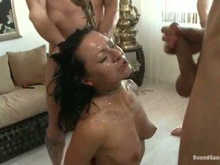 Sandra romain coquette būt cumming drops no a pikants chaps